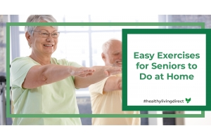 Easy Exercises for Seniors to Do at Home Blog.