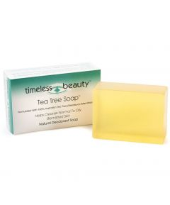 Timeless Beauty Tea Tree Soap - Single Bar