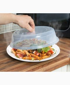 Microwave Plate Cover - Set of 2