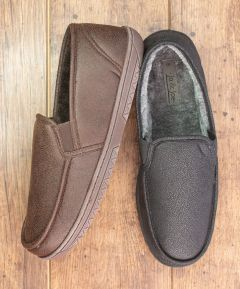 Andy - Men's Warm Lined Slipper