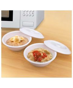 Microwave Bowls - Set of 2