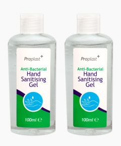 Hand Sanitiser Gel - Pack of 2