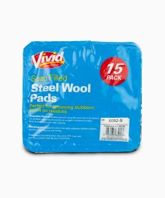 Soap Filled Pads PK15