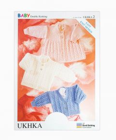 Knitting Patterns Cardigans and Matinee Coat
