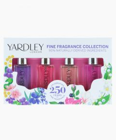 Yardley Miniature Eau De Toilette Set