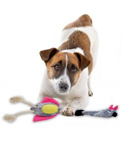 Plush Bird - Dog Toy