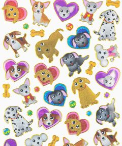 Stickers - Puppies