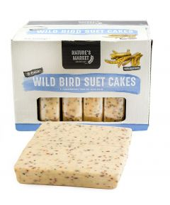 Nature's Market Bird Suet Cakes - Pack of 6