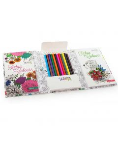 Travel Colouring Set