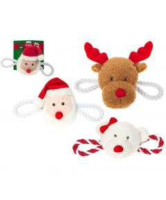 Crufts Squeaking Christmas Toy