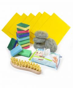 71pc Cleaning Set