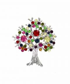 Tree Brooch