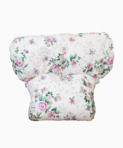Back Support Pillow Rose Garden