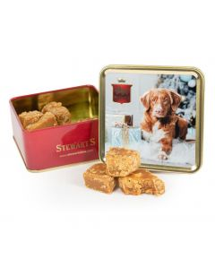 Stewarts Dog Design Fudge Bites