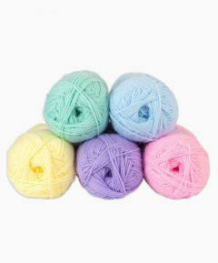 Double Knitting Yarn - Pastel