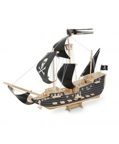 Woocraft Construction Kit - Pirate Ship
