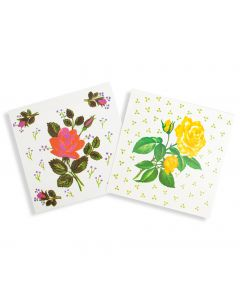 Rose Tile Transfers