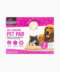 Self Heating Pet Pad