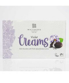Whitakers Violet Cremes