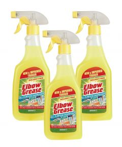 Elbow Grease x 3 500ml