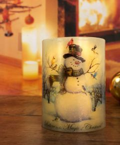 Magic of Christmas LED Candle