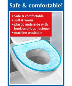 Memory Foam Toilet Seat Cushion