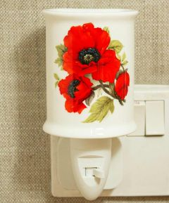 Poppy Ceramic Nightlight