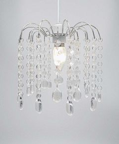 Droplet Gem Chandelier