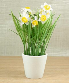 Artificial Spring Flowers