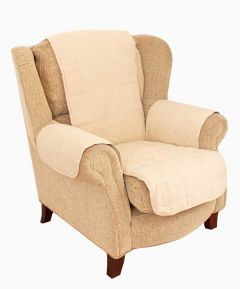 Quilted Furniture Protector Set - Two Seater