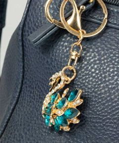 Crystal Bag Charm