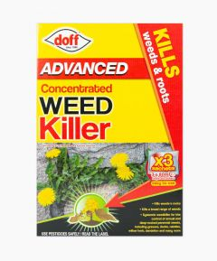 Doff Weedkiller - 3x 80ml
