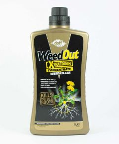 WeedOut Extra Tough Weedkiller 1 Litre