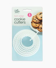 Cookie Cutters pack of 6