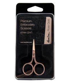 Embroidery Scissors - Rose Gold
