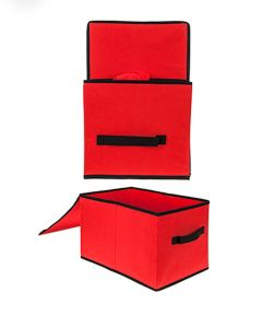 Tote Storage Box with Lid