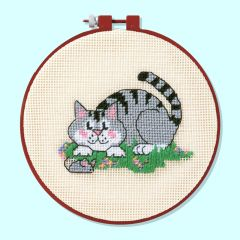 Hoop Kit - Cat & Mouse