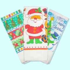 Tea Towels - Xmas Designs 3 Pack