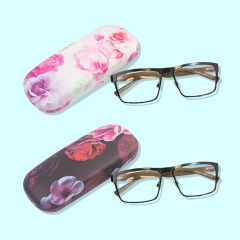 Glasses Case - Flowers