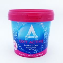 Astonish Oxy Action Fabric Stain Remover