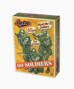 Toy Soldiers - 60PK
