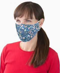 Reusable Face Covering - Floral