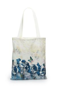 Canvas Shopping Bag - Butterfly