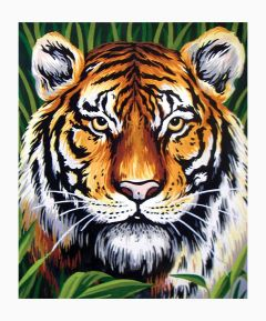Tapestry Canvas - Tiger