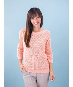 Diamond Design Summer Jumper