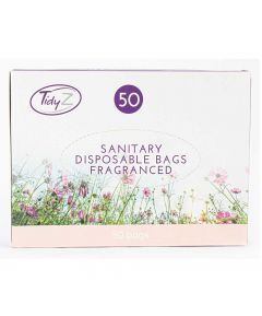 Disposable Sanitary Bags - Pack of 3