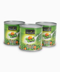 Peas and Carrots 184g - Pack of 3