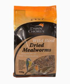 Nature's Market Wild Bird Dried Mealworms - Pack of 2