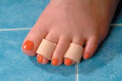 Gel-Lined Toe Protection - Twin Pack