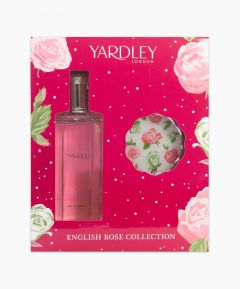 Yardley Rose Eau De Toilette Set